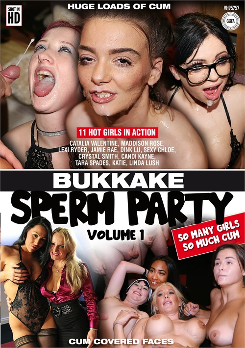 Sperma Bukkake