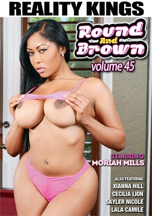 Round And Brown Xxx